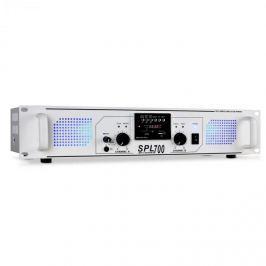 PA erősítő Skytec SPL 700, USB, SD,MP3, 2000W, fehér