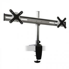 Auna ET01-C02, asztali monitorállvány, 2 monitorra,<2 x 8 kg