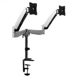 Auna LDT04-C024 asztali tartó 2 monitorra, <9 kg x2