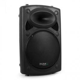 """Aktív hangfal Ibiza SLK15-A, 38 cm (15""""), 800 W, USB, SD, MP"""