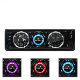 Auna MD-180 autórádió USB SD MP3 AUX 3 szín