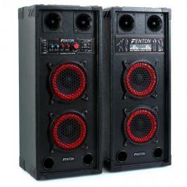 Fenton SPB-26 Aktív/Passzív Dual PA Hangfalak, 600W