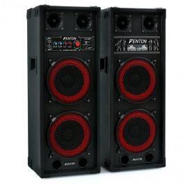 """Fenton SPB-28 PA Aktív/Passzív Dual 8"""" PA Hangfalak 800 W"""