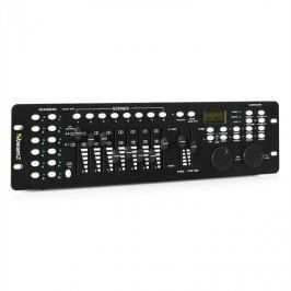 Beamz DMX 240 Controller, 240 csatorna, MIDI