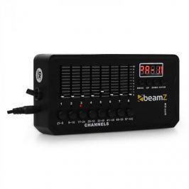 Beamz DMX-512 Mini effektus controller, elem, XLR, 64 csat.