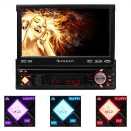 Auna MVD-200 autórádió, DVD lejátszó, bluetooth