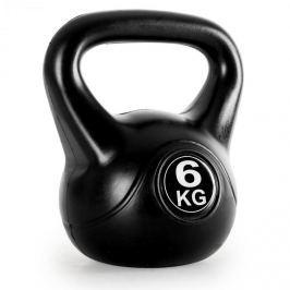 Klarfit Kettlebell, gömbsúly, kettlebell súlyzó, 6 kg