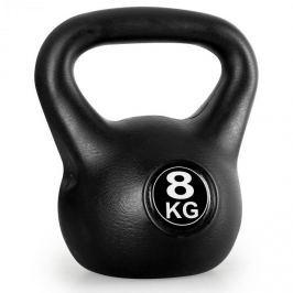 Klarfit Kettlebell, gömbsúly, kettlebell súlyzó, 8 kg