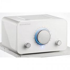 SCANSONIC FM/AM rádió R2, fehér