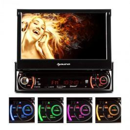 "Auna MVD-240 autórádió,DVD,CD,MP3,USB,SD,AUX,7"",bluetooth"