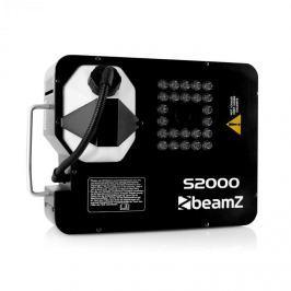 Beamz S2000 ködgép, DMX, LED, 530 m3/perc