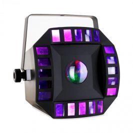 Combomoon Ibiza LED fényeffekt, DMX, RGBWA, zenével vezérelt