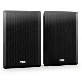 LTC SSP501F-B extra lapos hangfal pár, fekete