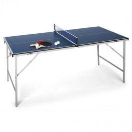 Klarfit King Pong, ping-pong asztal, összecsukható, kék
