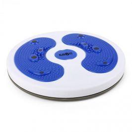 Klarfit myTwist Body Twister, rotana, lábmasszázsgép, kék