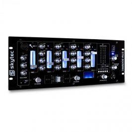 Skytec STM-3005REC, 4 csatornás DJ keverőpult, USB, MP3, REC, EQ