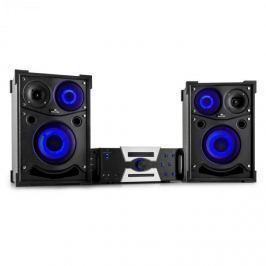 Malone Hotrod 4000, 800 W, parti audio rendszer, bluetooth, DVD, HDMI, USB, AUX