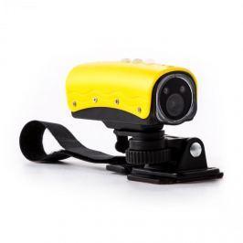 OneConcept Stealthcam 2G, sportkamera, HD, 1080p, 20M, sárga