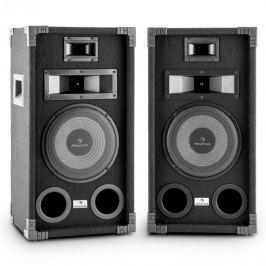 "Auna PA-800, fullrange PA hangfalak, pár, 8"" basszus hangszóró"
