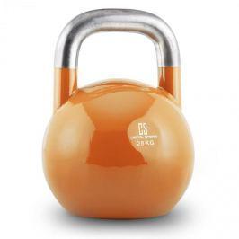 CAPITAL SPORTS Compket 28, 28kg, narancssárga, kettlebell súlyzó, gömbsúlyzó