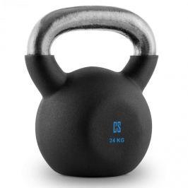 CAPITAL SPORTS V-ket 24, 24kg, kettlebell súlyzó, gömbsúlyzó