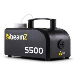 Beamz S500 új kiadás, 500 W, füstgép, 50 m³, 250 ml füstgép folyadék