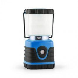 Yukatana Yapus, kék, 600 Lumen, 150 óra, 15 m, kemping lámpa, LED, akkumulátor, szögletes