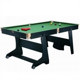 Riley FS-6 TT-1, biliárdasztal deszkával asztaliteniszhez és dartshoz, összecsukható