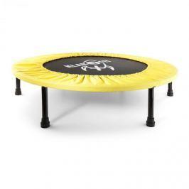Klarfit Rocketbaby 3, sárga, trambulin, 96 cm-es ugrófelület