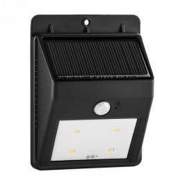 Lightcraft Solarlux kültéri szolár lámpa, mozgás jelzés, 4 LED, meleg fehér, vezeték nélkül