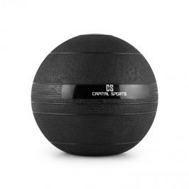 CAPITAL SPORTS Groundcracker, fekete, 8 kg, slamball, gumi