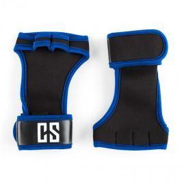 CAPITAL SPORTS Palm Pro, kék-fekete, súlyemelő kesztyű, L méretű