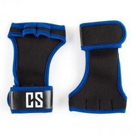 CAPITAL SPORTS Palm Pro, kék-fekete, súlyemelő kesztyű, XL méretű