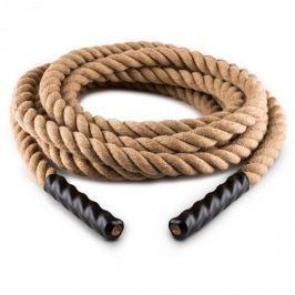 CAPITAL SPORTS Power Rope lengő kötél 12 m, 3,8 cm Ø, kender