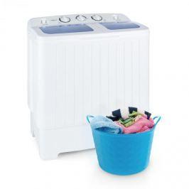 OneConcept Ecowash XL mosógép 4,2 kg, centrifuga 3 kg