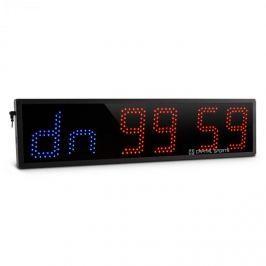 CAPITAL SPORTS Timeter, digitális sportóra, időmérő, stopper, 6 számjegy, hangjelzés