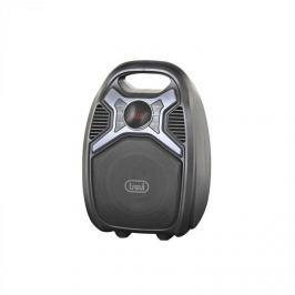 Trevi XF 500, 25 W, fekete, aktív bluetooth hangfal, hordozható, akkumulátor, MP3, SD, USB, FM