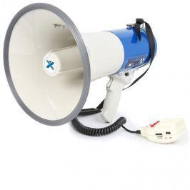 Vonyx MEG065, megafon, 65 W, felvételkészítő funkció, sziréna, USB, SD, AUX, műk