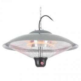 Blumfeldt Heizsporn, 60,5 cm (Ø), mennyezeti hősugárzó, LED lámpa, távirányító