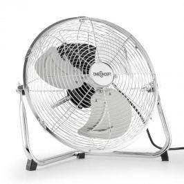 """OneConcept Metal Blizzard padló ventilátor, 12"""", 55 W, hajlítható"""