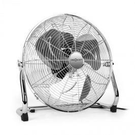 """OneConcept Metal Blizzard padló ventilátor, 18"""", 140 W, hajlítható"""