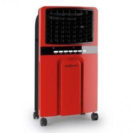 OneConcept Baltic Red levegőhűtő, ventilátor, 65 W, 400m³/h, távirányító