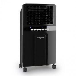OneConcept Baltic Black levegőhűtő, ventilátor, 65 W, 400m³/h, távirányító