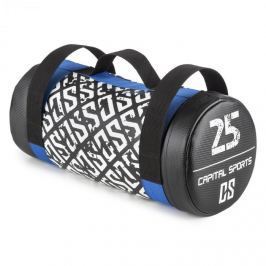 CAPITAL SPORTS Thoughbag, homokzsák, sandbag, 25 kg, műbőr