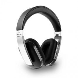 Auna Elegance ANC, bluetooth NFC fülhallgató, akkumulátor, handsfree, műbőr, zaj elnyomása