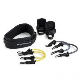 CAPITAL SPORTS Acceltor ellenállás edző készlet, ugrás tréning, 7 részes, 2 erősségi fokozat