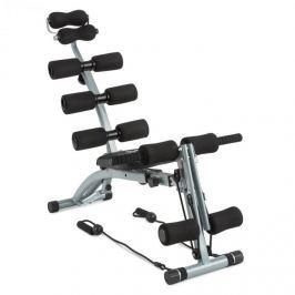 CAPITAL SPORTS Sixish Core, fekete, has edzése, test edzése