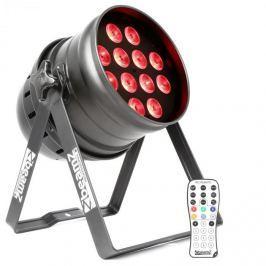 Beamz BPP220, LED PAR reflektor, 64 12 x 12 W-tos négy az egyben LED dióda, távirányító mellékelve
