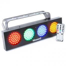 Beamz DJ Bank, 140 RGBA LED dióda
