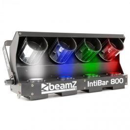 Beamz IntiBar800, 4-head barrel, 4 x 10 W LED dióda, DMX
